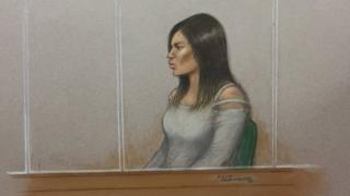 Teenage girl 'plotted British Museum grenade terror attack'