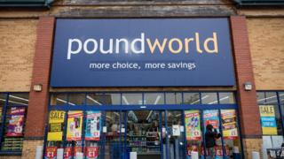 Poundworld 'put up for sale' after expressions of interest