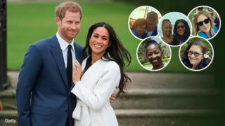 Royal wedding: Fans travel across the globe to join 'a real-life fairy tale'