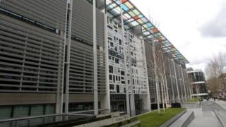 'Class A drugs' found at Home Office headquarters
