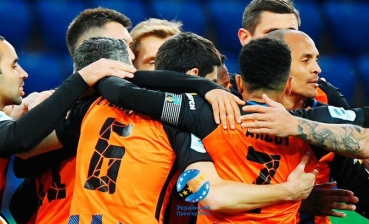 Football: Shakhtar Donetsk become champions of Ukraine