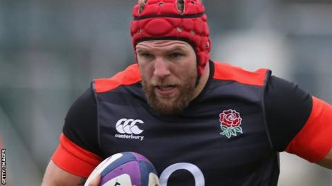 James Haskell: Northampton Saints sign England forward from Wasps