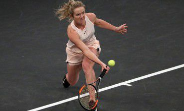 Tennis: Svitolina qualifies for quarterfinals of WTA tournament on Rome