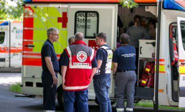 In Germany, man opened fire on passers-by, there are dead and wounded