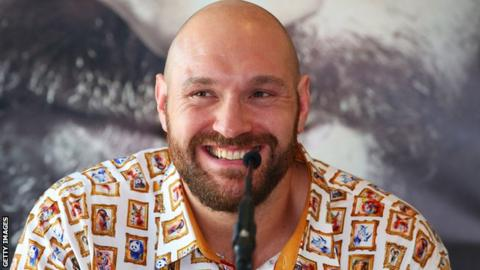 Tyson Fury will fight Sefer Seferi when he makes his boxing comeback on 9 June