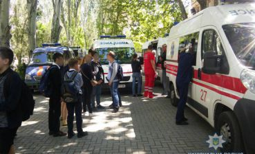 Poisoning of schoolchildren in Mykolaiv: Two children are in intensive care