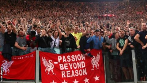 Champions League final: Liverpool v Real Madrid resale ticket prices