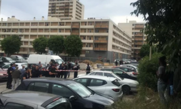 Shooting takes place in French Marseille, one person injured
