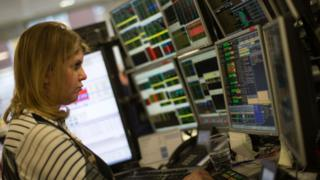 FTSE 100 surges to a fresh record high