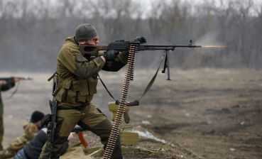 Ukraine's Army eliminated 15 militants, two Ukrainian soldiers died