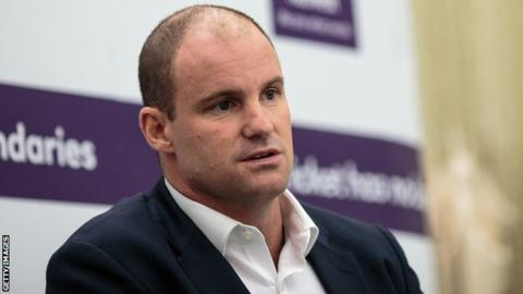 Andrew Strauss: England director of cricket to