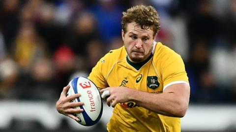 Australia prop James Slipper banned for cocaine use
