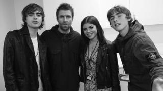Liam Gallagher finally meets daughter, 21