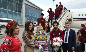Real Madrid, Liverpool arrive in Kyiv for UEFA Champions League final