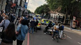 Islington Upper Street stabbing: Man charged with murder