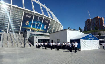 18 people detained near NSC Olimpiyskiy