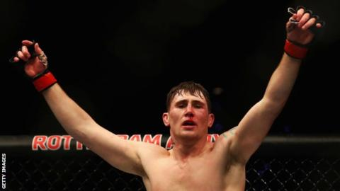 UFC Fight Night 130: UFC president Dana White critical after Darren Till fails to make weight