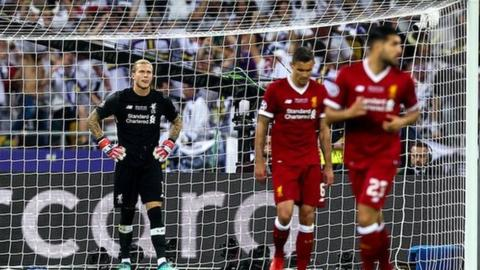 Champions League final: Liverpool goalkeeper Loris Karius