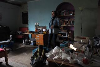 Bitter to better: Squatters transforming a derelict pub
