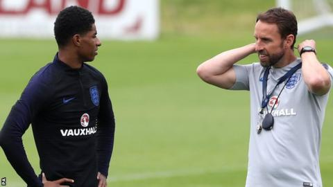 World Cup 2018: Marcus Rashford can star for England - Ashley Young