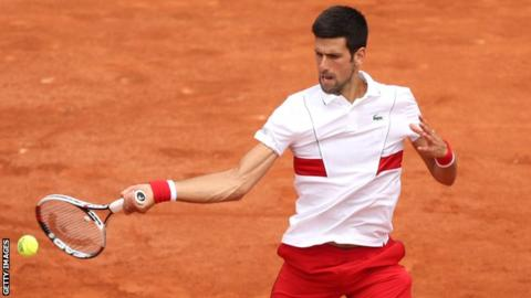 French Open 2018: Novak Djokovic beats Jaume Munar to reach third round