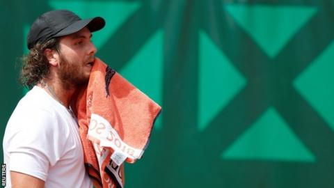French Open 2018: Marco Trungelliti hopes for a less stressful drive home