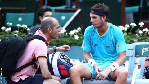 French Open 2018: Cameron Norrie fights back against Lucas Pouille