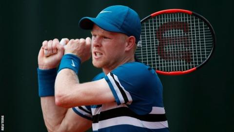 Kyle Edmund reaches French Open third round at Roland Garros