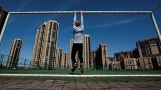 World Cup 2018: The hidden world of Russian goalposts