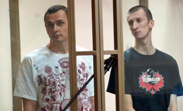 Hunger protests of Ukrainian political prisoners in Russia: Balukh, Sentsov, Kolchenko