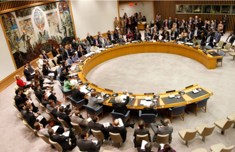 Poland headed the UN Security Council
