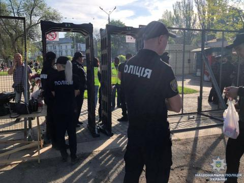 May 2 tragedy in Odesa: clashes take place, detainees reported