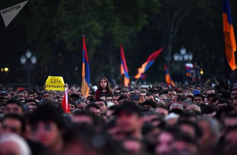 Armenian parliament sets new date of voting for prime minister post