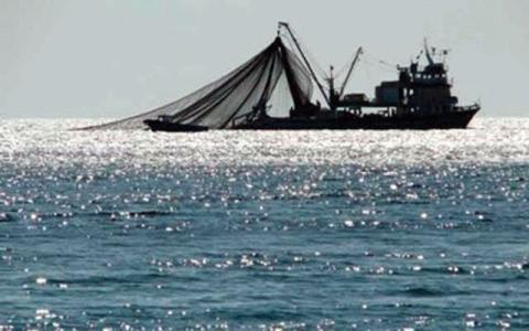 FSB response to Nord ship: Ukrainian fishing vessel detained in Black Sea