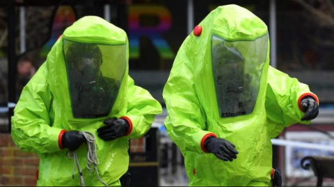 OPCW cannot determine exact amount of substance used in Salisbury