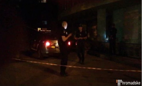 Explosion in Kyiv, one person dies