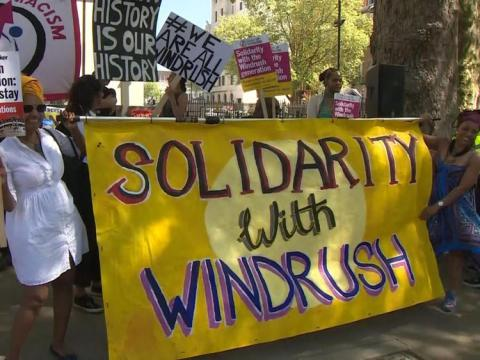 Windrush scandal: 'All roads lead back to May'