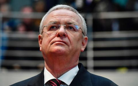 Volkswagen mulls legal action against former boss