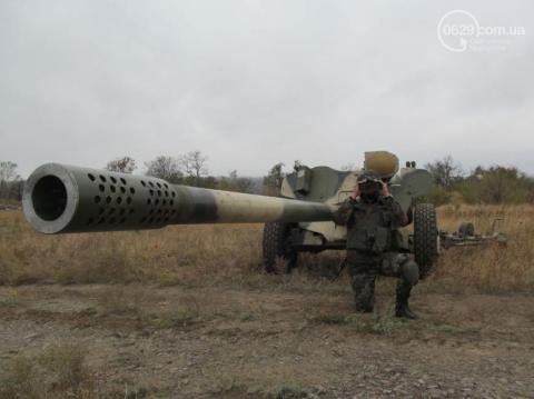 Ukrainian Navy test upgraded anti-tank cannons