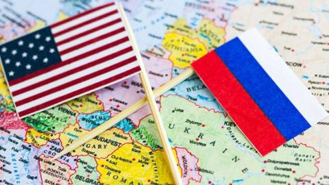 US imposes sanctions against the military structures of Russia