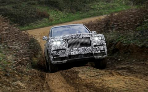 Rolls-Royce to reveal its most important car in a generation with first off-road model