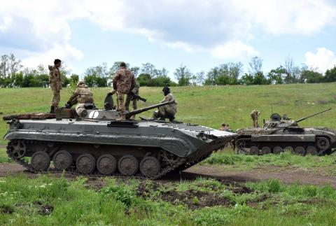 Ukrainian army's capacity increased by 100,000 people over four years of Russian aggression