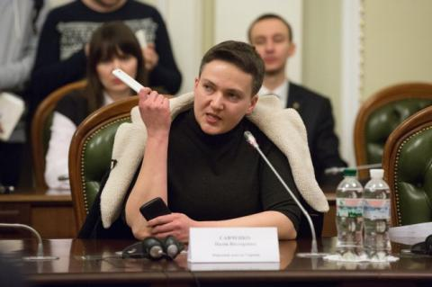Court to decide on extension of Savchenko's arrest on May 14