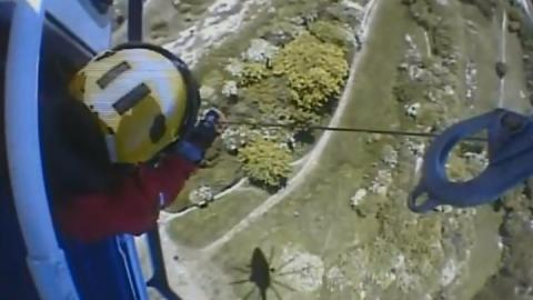 Dover cliffs rescue as boy, 13,