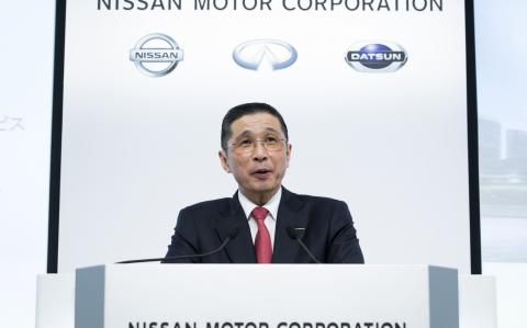Nissan downbeat on year ahead as it posts record sales
