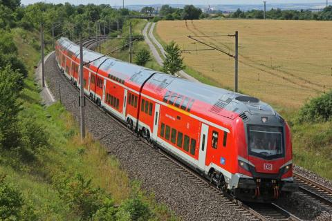 Ukrainian Railways to not purchase German used electric trains