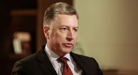 U.S. Department of the State's Special Envoy Volker comes to Kyiv