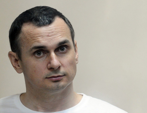 Political prisoner Sentsov under doctors' observation, - Federal Penitentiary Service