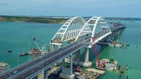Canada condemns opening of Kerch Strait Bridge in Crimea