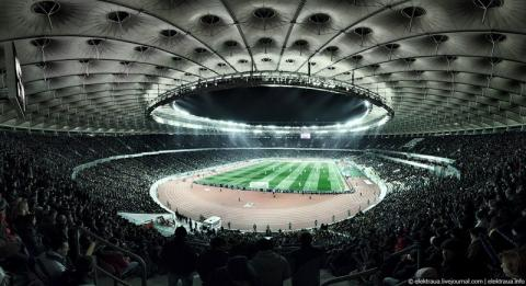 Football capital Kiev: Some of the most memorable games played at NSC Olimpiysky